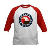 Obama-Biden Eagle Kids Baseball Jersey