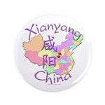 "Xianyang China 3.5"" Button"