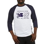 AV Club - Keepin It Reel! Baseball Jersey