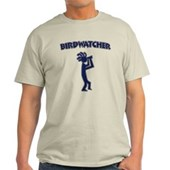 Kokopelli Birdwatcher Light T-Shirt