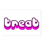 Retro Treat Postcards (Package of 8)