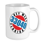 Key West 33040 Large Mug