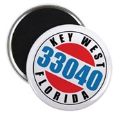 Key West 33040 Magnet