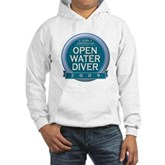 Open Water Diver 2009 Hooded Sweatshirt