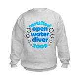 Open Water Diver 2009 Kids Sweatshirt