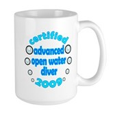 Advanced OWD 2009 Large Mug