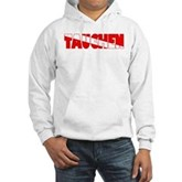 Tauchen German Scuba Flag Hooded Sweatshirt