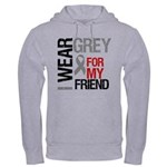 IWearGrey Friend Hooded Sweatshirt