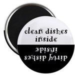 Ravelry: Clean/Dirty Dishwasher Sign pattern by Andrea Walborn