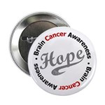 "BrainCancerHope 2.25"" Button (10 pack)"