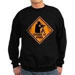 Birder at Work Sweatshirt (dark)