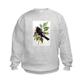 Rose-breasted Grosbeak Kids Sweatshirt