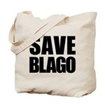 Save Illinois Governor Blagojevich, he's innocent! Tote Bag