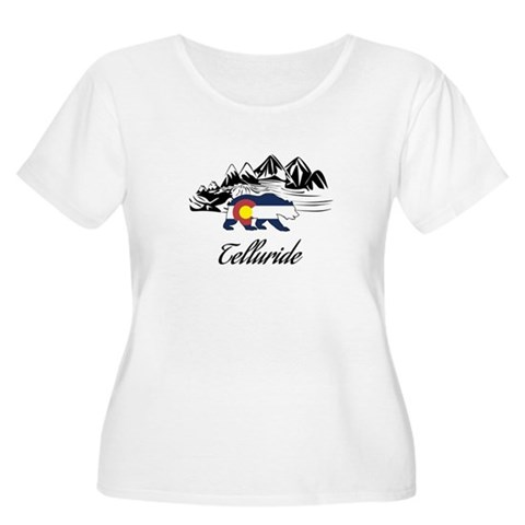 Telluride Colorado Plus Size T-Shirt