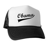 Obama Swish Trucker Hat