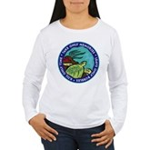 Take Only Memories (turtle) Women's Long Sleeve T-