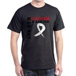 Bone Cancer Warrior Dark T-Shirt