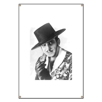 "Douglas Fairbanks ""Zorro"" Large 28x42 Ba"