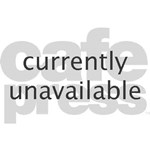 PEACE LOVE CURE Lung Cancer Teddy Bear