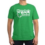 Murphy's INN Men's Fitted T-Shirt (dark)