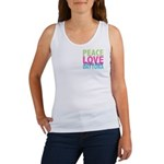 Two Sides Printed Women's Tank Top