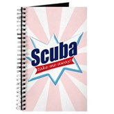 Scuba Take Me Away Journal