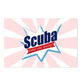 Scuba Take Me Away Postcards (Package of 8)