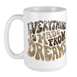 Dreams Large Mug
