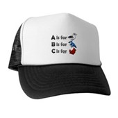 B is for Birdorable Trucker Hat