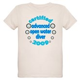 Advanced OWD 2009 Organic Kids T-Shirt