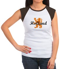 Holland Women's Cap Sleeve T-Shirt