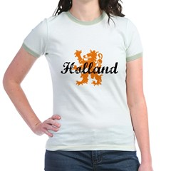 Holland Jr. Ringer T-Shirt