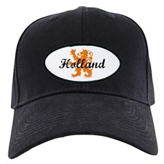 Holland Black Cap
