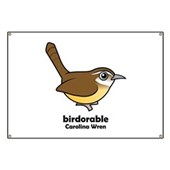 Birdorable Carolina Wren Banner