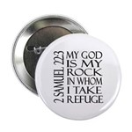 My Rock 2.25&quot; Button (10 pack)