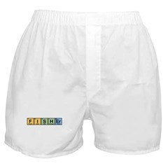Fisher made of Elements Boxer Shorts