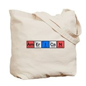 American made of Elements Tote Bag