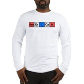 American made of Elements Long Sleeve T-Shirt