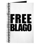 Free Illinois Governor Blagojevich, he's innocent! Journal