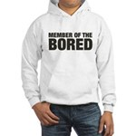 Member of the Bored Hooded Sweatshirt