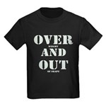 Over & Out Kids Dark T-Shirt