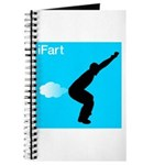 iFart Funny Spoof Journal