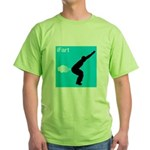 iFart Funny Spoof Green T-Shirt