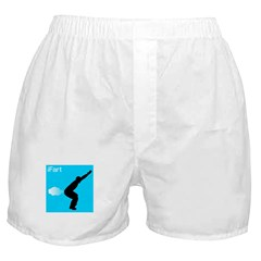 iFart Funny Spoof Boxer Shorts