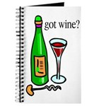 Got Wine? Journal