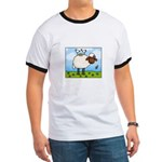 Spring Sheep Ringer T