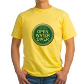 Certified OWD Yellow T-Shirt