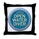 Certified OWD Throw Pillow