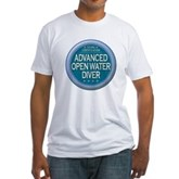 Certified AOWD Fitted T-Shirt