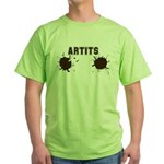 Artits Green T-Shirt